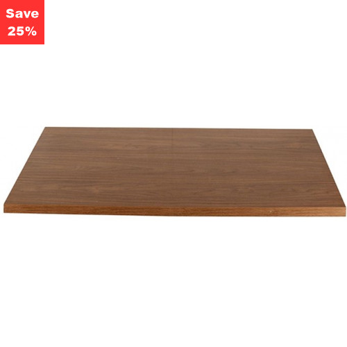 Origins - Countertop  800mm Walnut