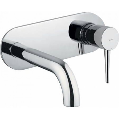 Chao Wall Mounted Basin Mixer No Waste