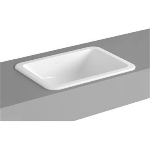 Vitra - S20 Counter-Top Basin 50x36cm Square