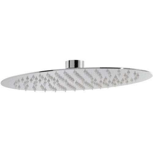 Abode - Storm Oval Showerhead 340 x 220mm