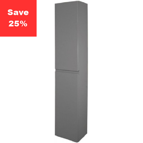 Sapphire Wall Storage Cabinet Anthracite