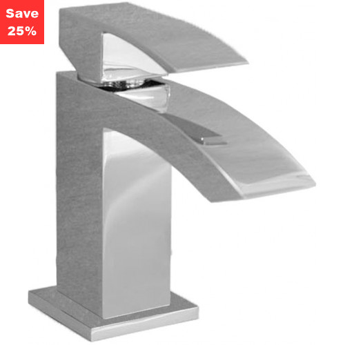 Origins - Agate Mini Monobloc Basin Mixer Tap