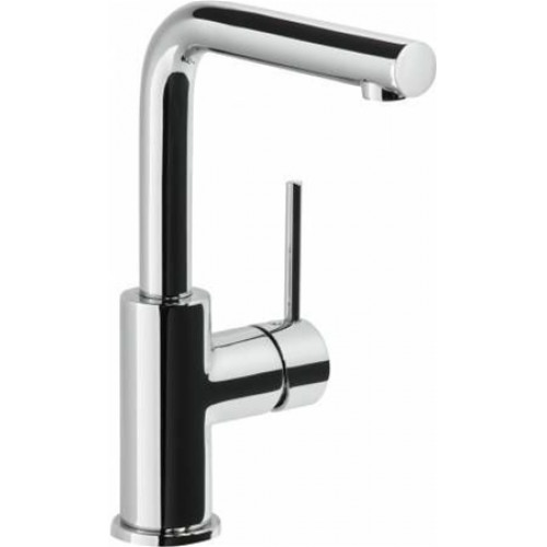 Abode - Tanto Basin Mixer With Side Lever No Waste