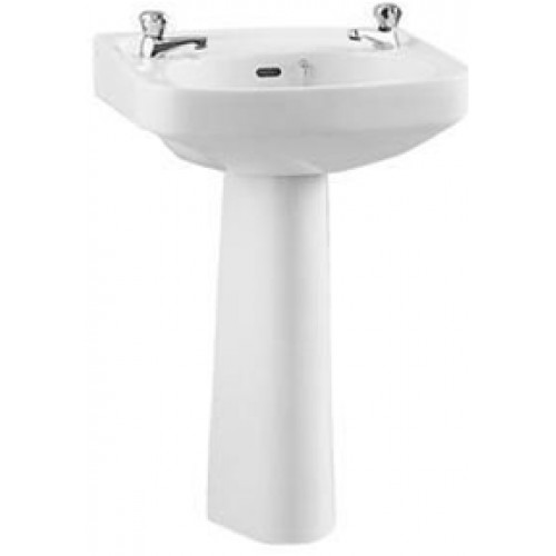 Vitra - Arkitekt Washbasin 55cm 2TH