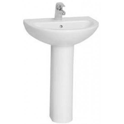 Vitra - Milton Washbasin 57cm 1TH