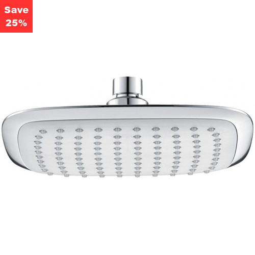 Origins - Onyx Square Fixed Shower Head