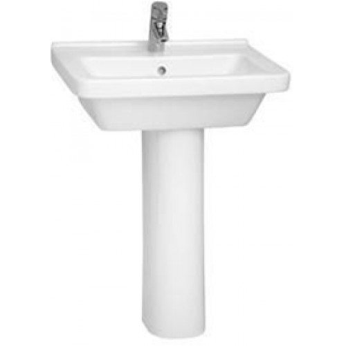 Vitra - S50 Washbasin 60cm Square 1TH