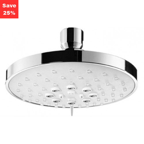 Origins - Opal Round Multifunction Showerhead 130mm