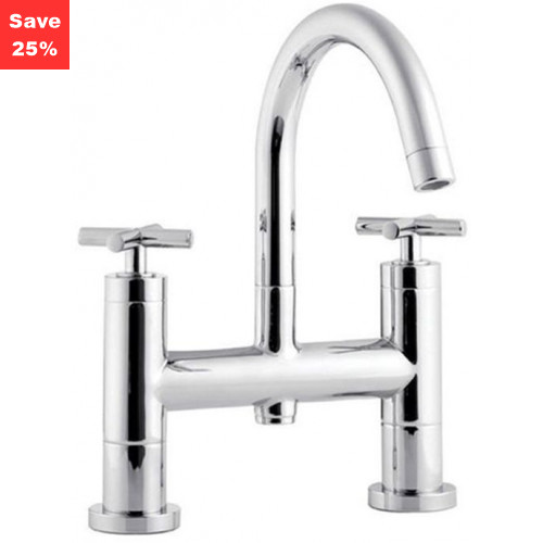 Origins - Sunstone Deck Mounted Bath Mixer Tap