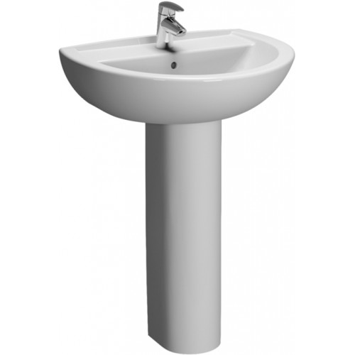 Vitra - Layton Washbasin 60cm 2TH