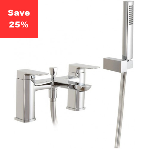 Jet Bath Shower Mixer Tap