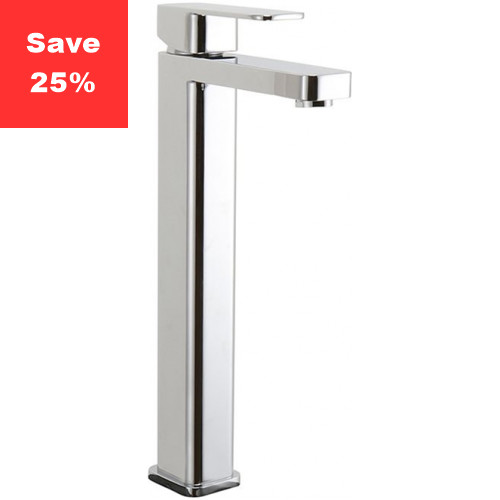 Azurite Tall Mobobloc Basin Mixer Tap
