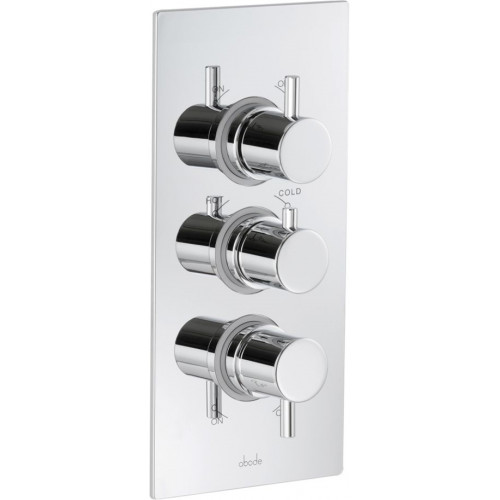 Abode - 2 Exit Independent Thermostatic Shower Control