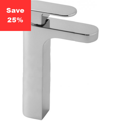 Spinel Monobloc Basin Mixer Tap - Extended