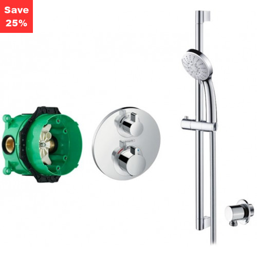 Origins - KIT EP01 - Onyx Plus Thermostatic Shower Kit