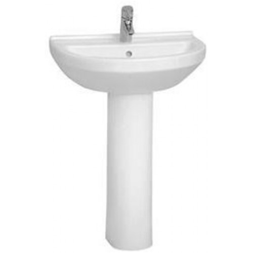 Vitra - S50 Washbasin 60cm Round 1TH