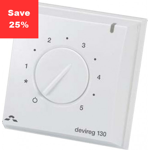Fire Opal 130 Thermostat