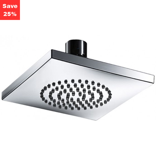 Opal Square Showerhead 120mm