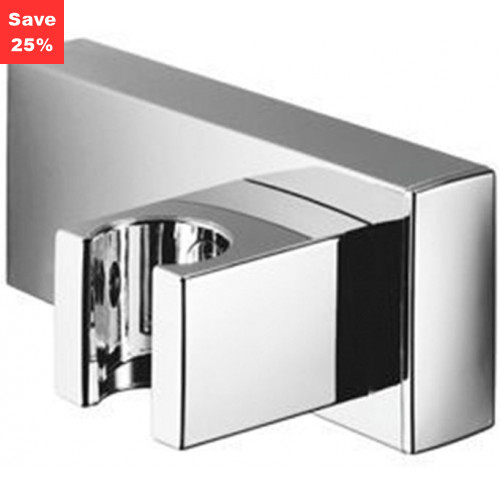 Opal Adjustable Wall Bracket Chrome