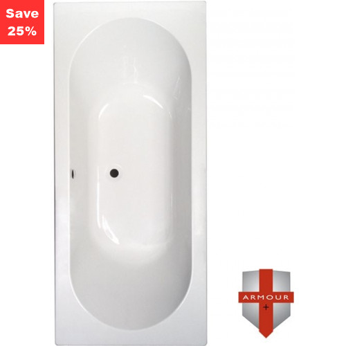 Citrine 1 Double Ended Bath - 1700 x 750mm