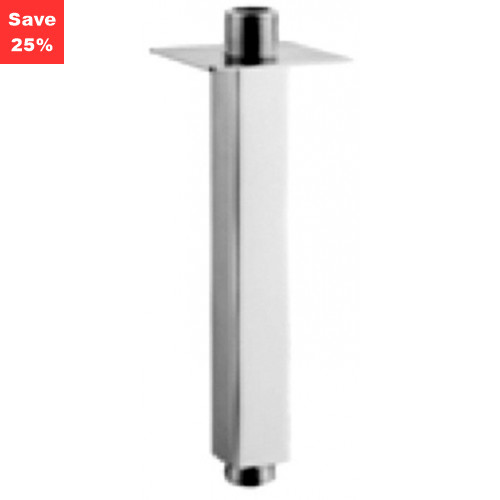Onyx Square Fixed Ceiling Arm