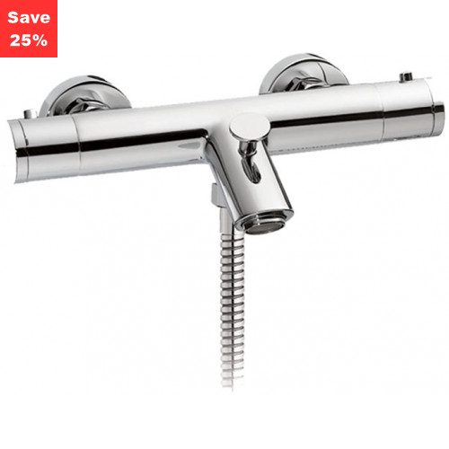 Onyx Bar Thermo BathShower Mixer