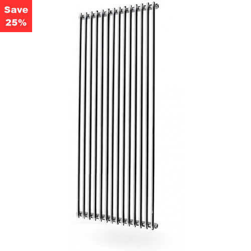 Tanzanite Chrome Radiator - 1800 x 590mm