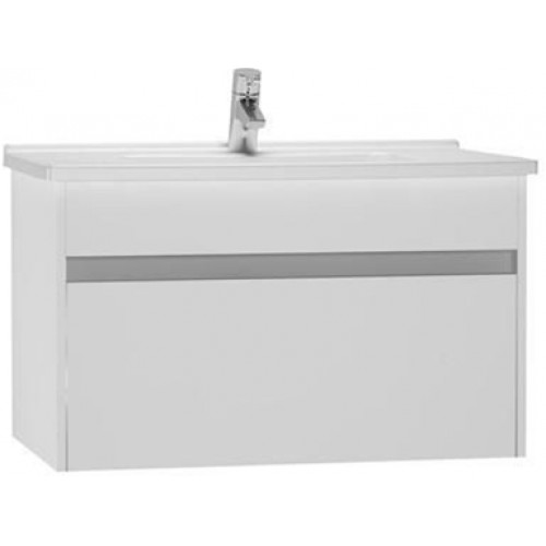 S50 Washbasin Unit 80cm Incl. Basin