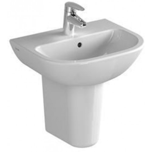 S20 Cloakroom Washbasin 45cm 2TH