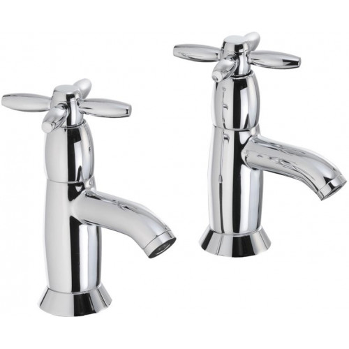 Opulence Basin Pillar Taps