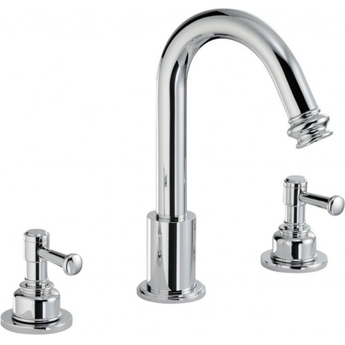 Gallant Deck Mounted 3 Hole Basin Mixer