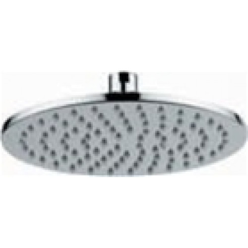 Euphoria Storm Round 7mm Showerhead - 200mm Dia