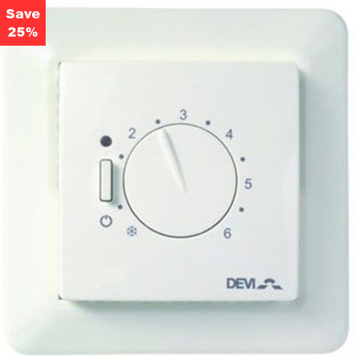 Fire Opal 530 Dial Thermostat